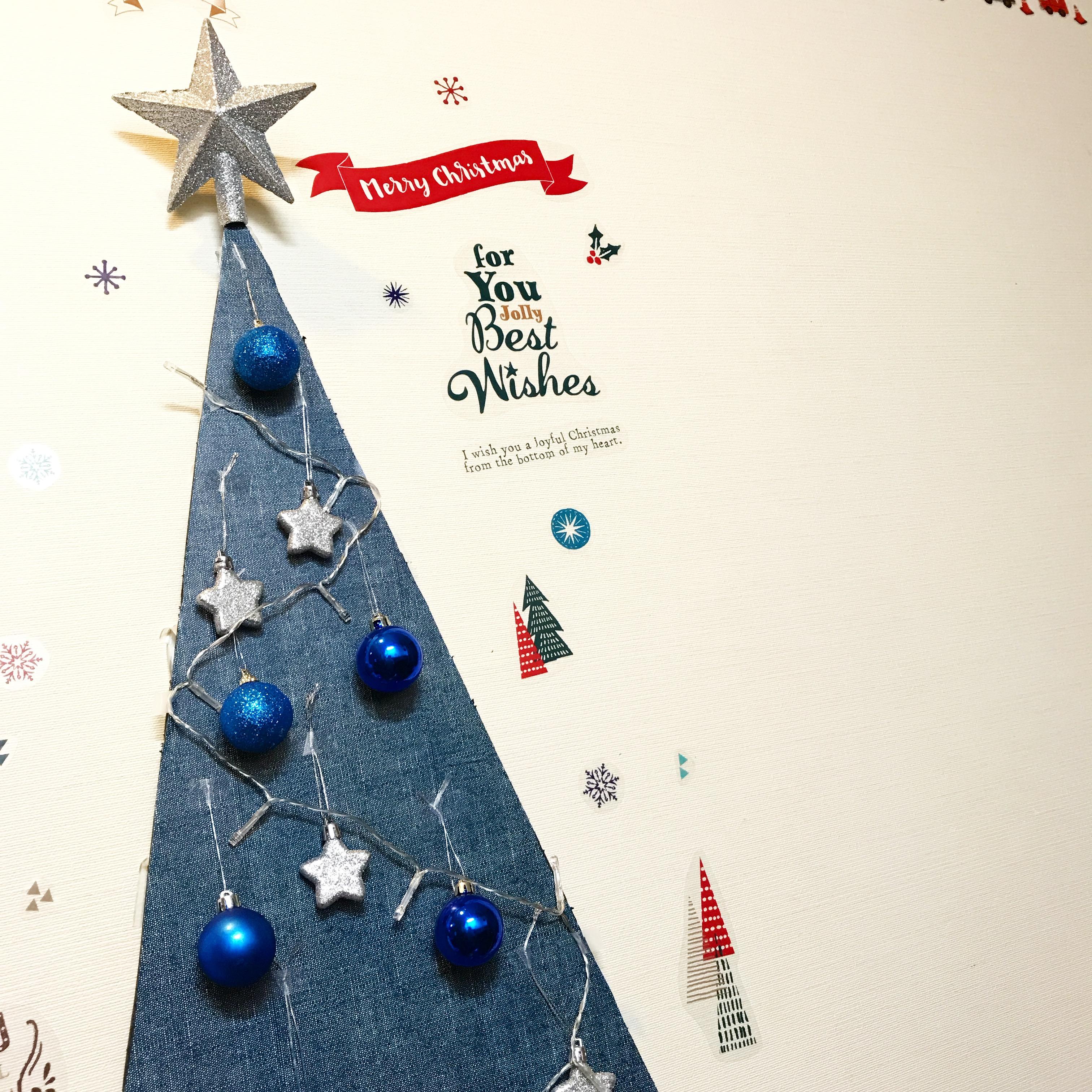 工作 クリスマスプレゼント 手作り 100均