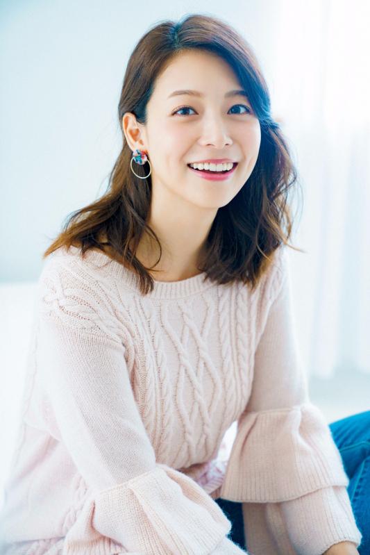 出産を控えた相武紗季さん「今で...