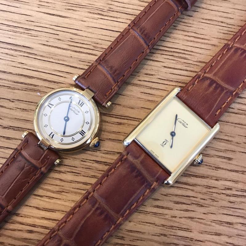 buy online aca0e 72b93 腕時計を大人っぽく見せてくれる革ベルト!種類やお手入れ方法を ...