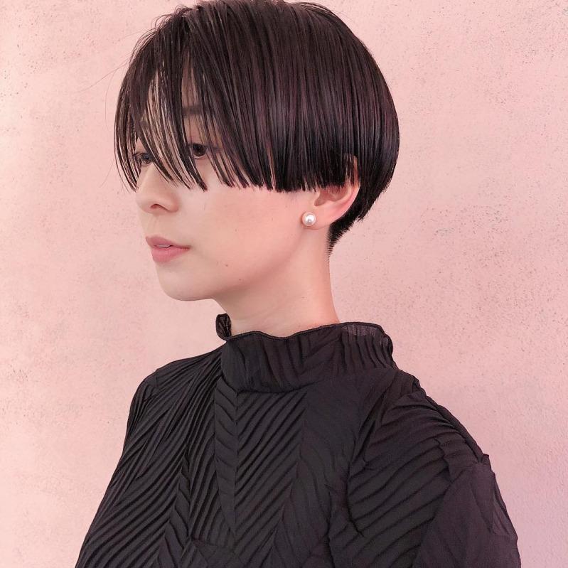 髪型の刈り上げ女子が急増中!?実は凛とした女性らしさを演出