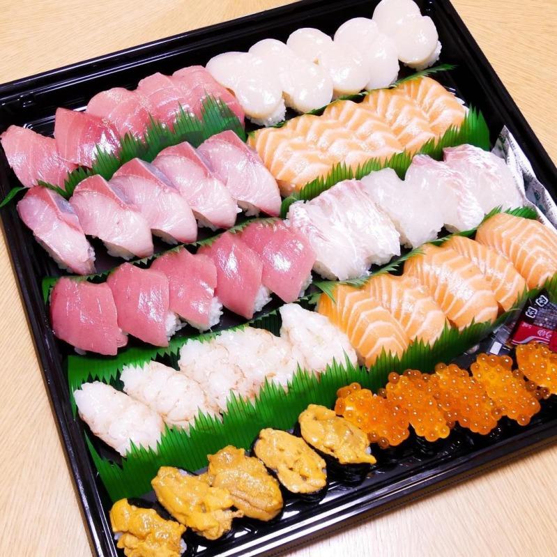 寿司 コストコ お