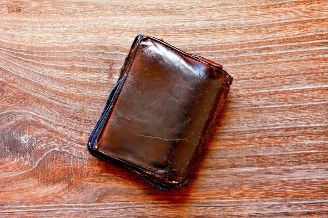 かえ どき 財布