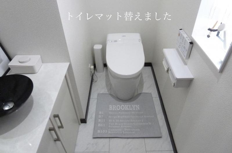 おしゃれ トイレ マット