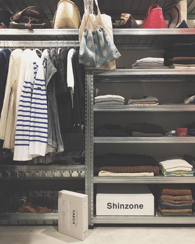衣装 部屋 作り方