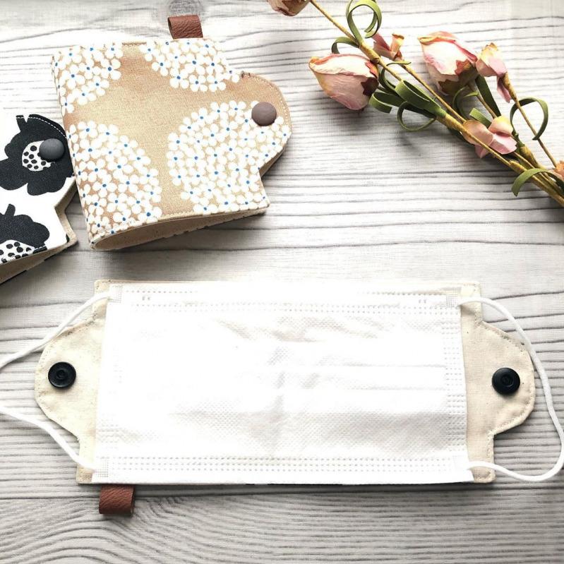 ケース 型紙 マスク