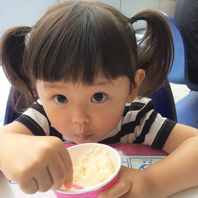 写真投稿:「娘のりあ2歳です」(かおる・37歳)