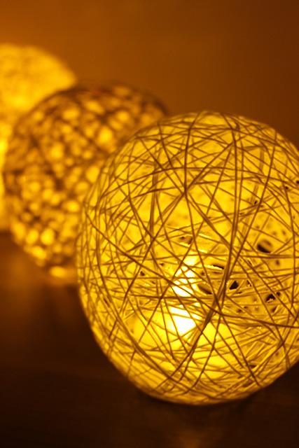 シェード 風船 ランプ