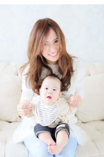 永井奈津子さん(主婦・34歳)♂1歳のママ