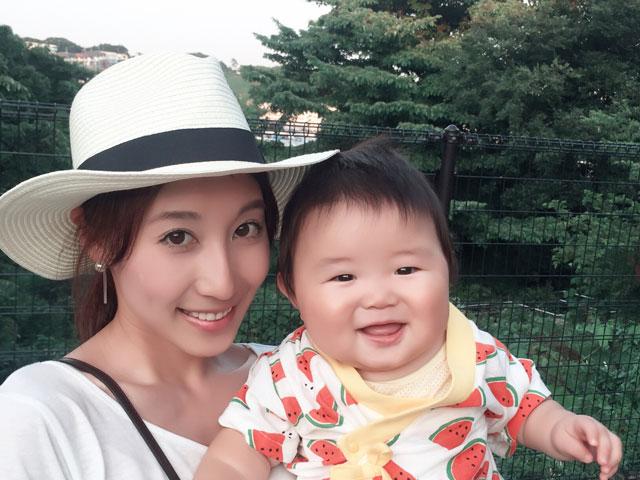 春木恵美子さん 会社員・32歳(♂10カ月のママ)