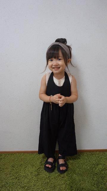 宮内結梨ちゃん・2歳