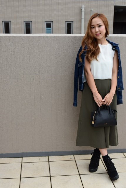 佐藤葉月さん 主婦・24歳(♀2歳、妊娠4カ月のママ)